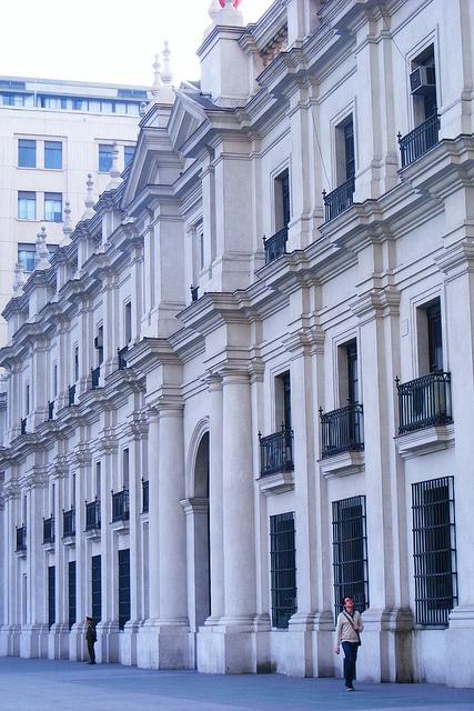 La Moneda  by CarlosGarrido., via Flickr