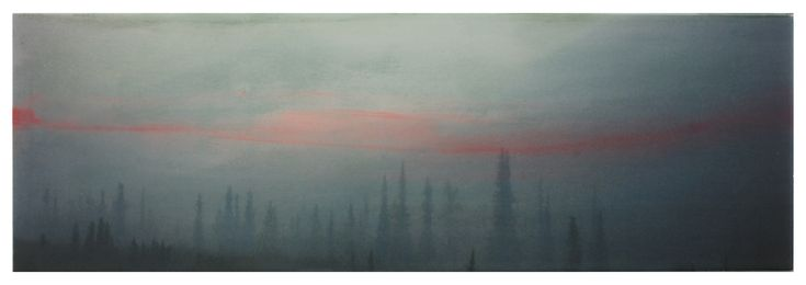 Mixed Media Photograph Yukon