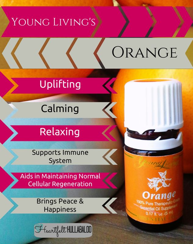 Young Living's Orange #essentialoils #undertwentydollars | Kim Ayres #1529959 | http://beta.youngliving.com