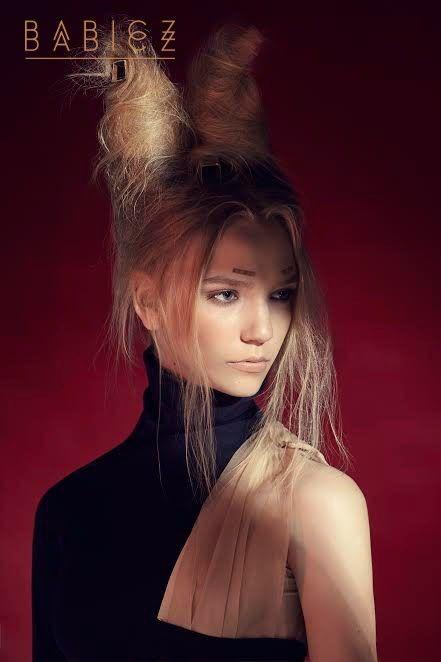 Woodtrance Collection | Hair: Akademia Babicz - Make up: Dorota Golińska - Styling/collection: Kamila Picz - Photo: Łukasz Brześkiewicz - Partner: Orbico sp. z o.o.