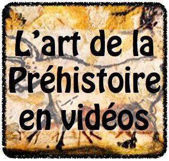 Des vidéos pédagogiques en arts : la Préhistoire