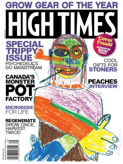 High Times PDF MaGaZiNe September 2016 medical marijuana cannabis PDF