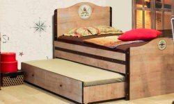 Παιδικό Κρεβάτι The Pirate PR-106