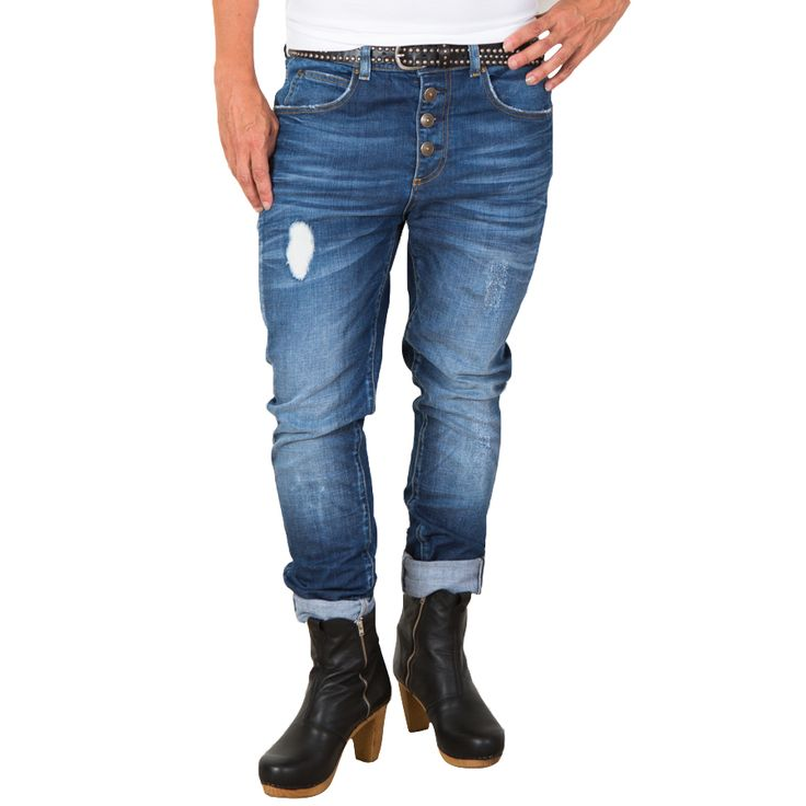 Concrete jeans - vintage blue