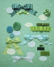 Ribbon and Bow Accessory How-tos | Step-by-Step | DIY Craft How To's and Instructions| Martha Stewart