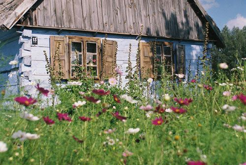 Stare Wiejskie Chatki - Old Country Cottages