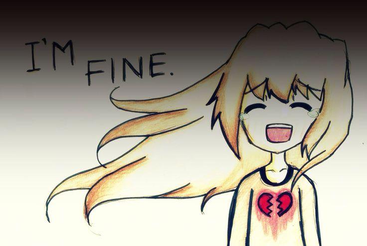 242 best Sad... images on Pinterest | Sad, Anime boys and ...
