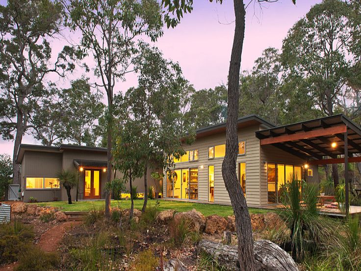 Design + Skillion roof