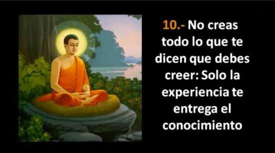 25 Lecciones de Buda | Huellas para la Humanidad