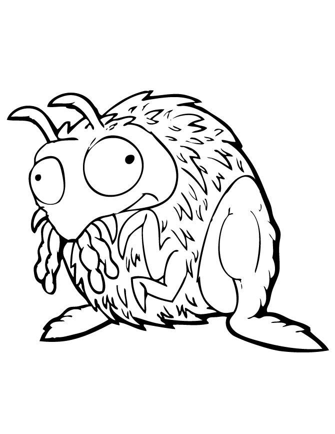coloring pages trash packs - photo#13