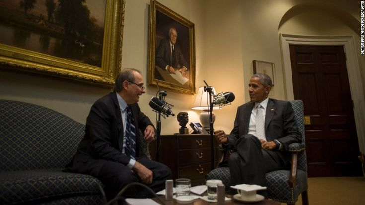 PODCAST: Full transcript of David Axelrod's interview with President Barack Obama for The Axe Files.