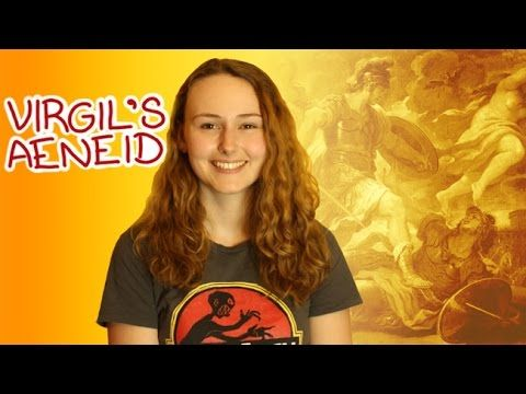 Aeneas and the Founding of Rome || Dael Kingsmill | Gods & Mortals ...