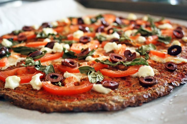 Grain Free Eggplant Pizza crust (suitable for Low FODMAP diet)