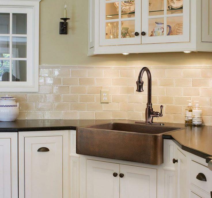 130 best Backsplash ideas/granite countertops images on Pinterest ...