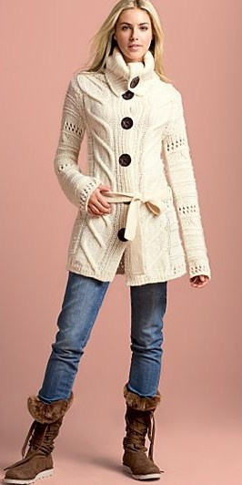 sweater and boots style ♥✤ | Keep the Glamour | BeStayBeautiful