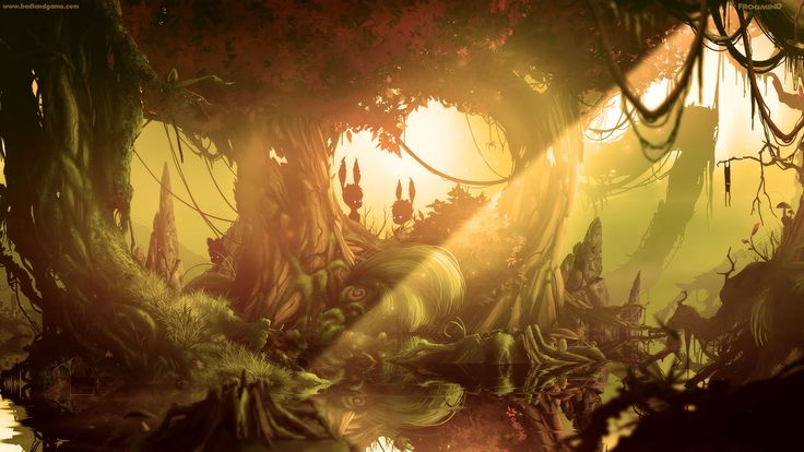 BADLAND - Atmospheric Side-Scrolling Action Adventure Game from Frogmind