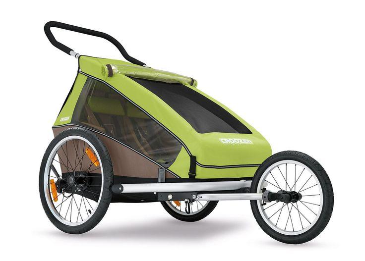 Fahrradanhänger ✓ Geschwisterwagen ✓ 3 in 1 ✓ inkl. Jogger & Buggy ✓ TÜV zertifiziert ✓ großer Stauraum ✓ Versand GRATIS ▶ zum Produkt!