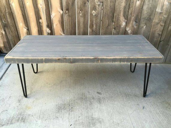 Wooden Pallet Furniture 49 Shades Of Grey Coffee Table Pallet