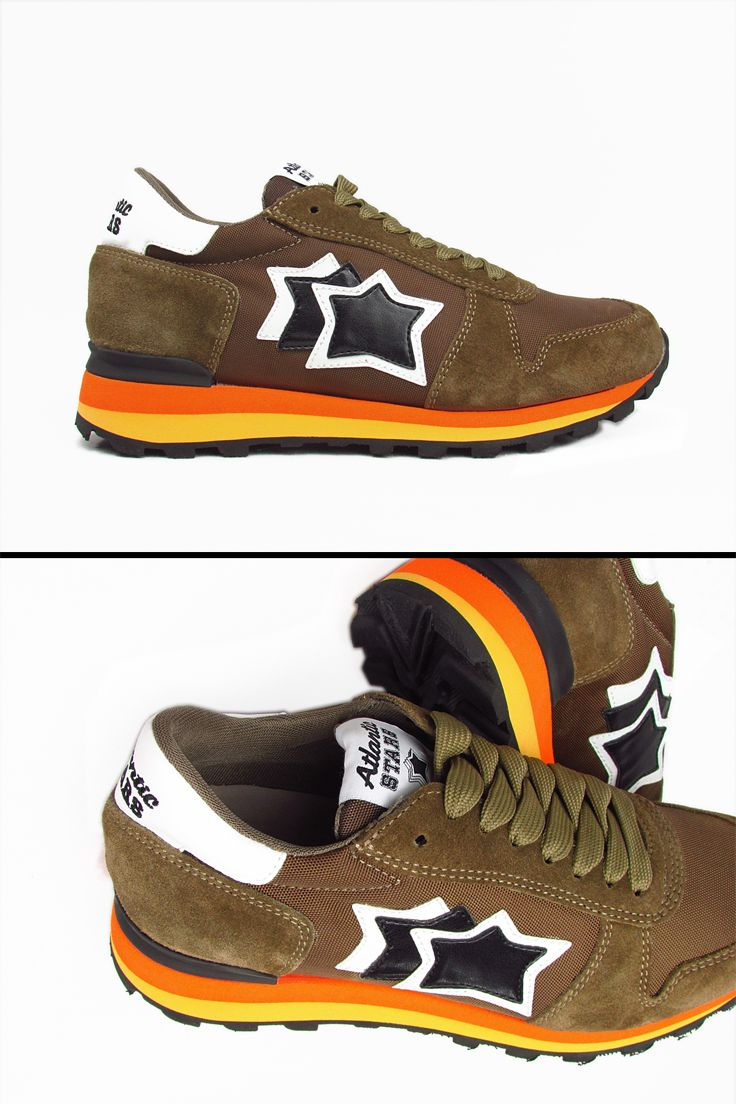 Uno dei punti di forza delle ATLANTIC STARS è il COLORE dal menta al fuxia - dal tortora al purple - ocra - salvia - blu Klein. ATLANTIC STARS - interamente Made in Italy.  For Sale Online and in Our Stores. In vendita Online e nei Nostri Negozi. MONTORSI BOUTIQUE. Modena.  #atlanticstars #sneakers #shoes #sneakersforwomen #running #runningshoes #sports #scarpedadonna #scarpe #sneakersdadonna #spedizionegratuita #montorsiboutique #montorsimodena #shoponline