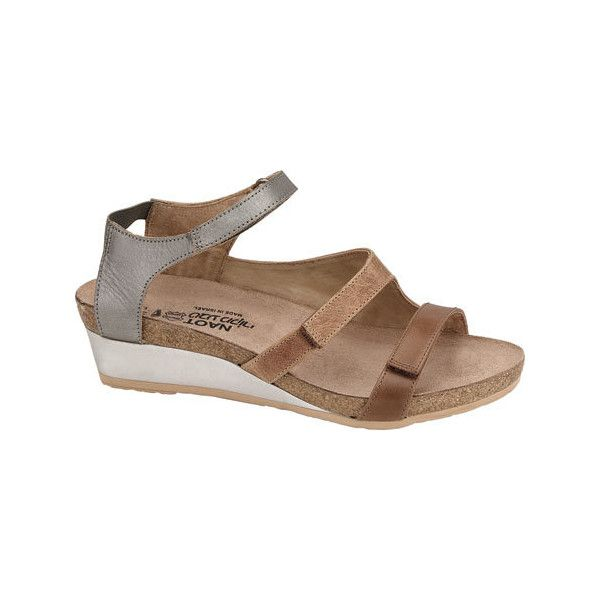 Women's Naot Goddess Ankle Strap Sandal - Maple Brown/Latte... (200