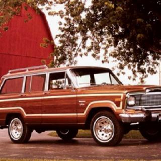Grande Jeep Wagoner