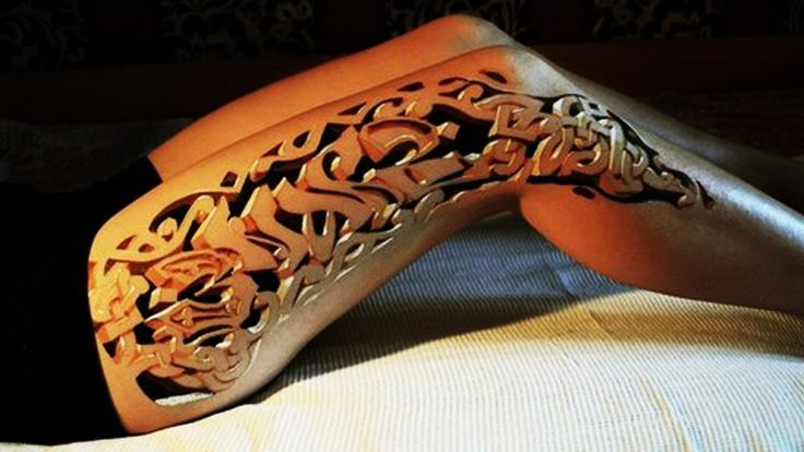 3D Tattoos For Girls