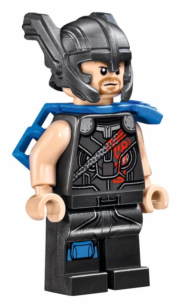 'Thor: Ragnarok' LEGO Super Hero Sets Revealed!