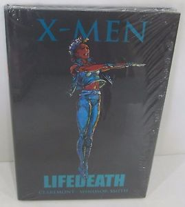X-Men Lifedeath Hardcover New Marvel Graphic Novel Comic Book