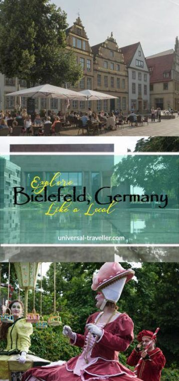 How to Explore Bielefeld, Germany like a Local. Find here Bielefeld points of interest and places to visit in Bielefeld. This Bielefeld guide provides tips on things to do in Bielefeld, what to do in Bielefeld, where to go in Bielefeld, activities in Bielefeld and tourist attractions in Bielefeld. Find here the best things to do in Bielefeld and the most interesting Bielefeld Tours.