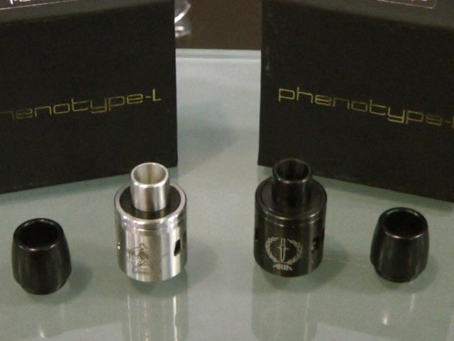 """Aria Built's Edison Tan talks about the Phenotype-L atomizer at Vape Nights 2015. Billed as an RDA """"for builders, by builders,"""" the Phenotype-L packs several unique features. Whether you're into coil art or clouds, this atomizer has something for you. Learn all about it in this Vape Nights chat. This interview is brought to you by The Vapor Spot. #RPadTV #vaping #vapelife #vapelyfe #vapefam #vape #ecigs #ecigarettes #vapenights #vapenights2015"""