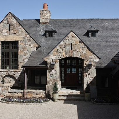 The 25 best french country exterior ideas on pinterest for Rustic french country exterior