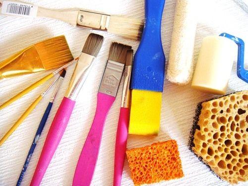 Инструменты для нанесения красок и лаков — рекомендации по выбору - Ярмарка Мастеров - ручная работа, handmade