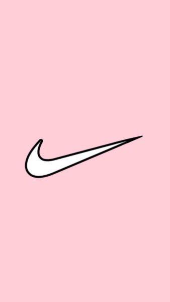 Nike, fond, rose