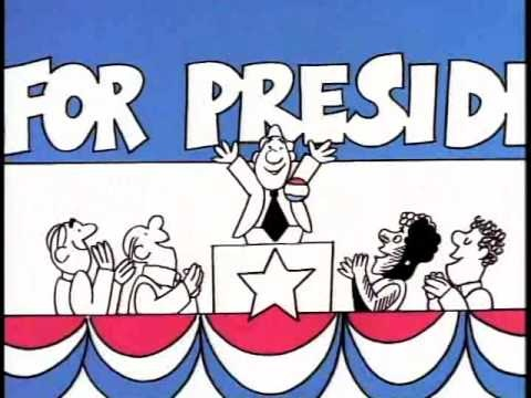 Presidential Minute, School House Rock