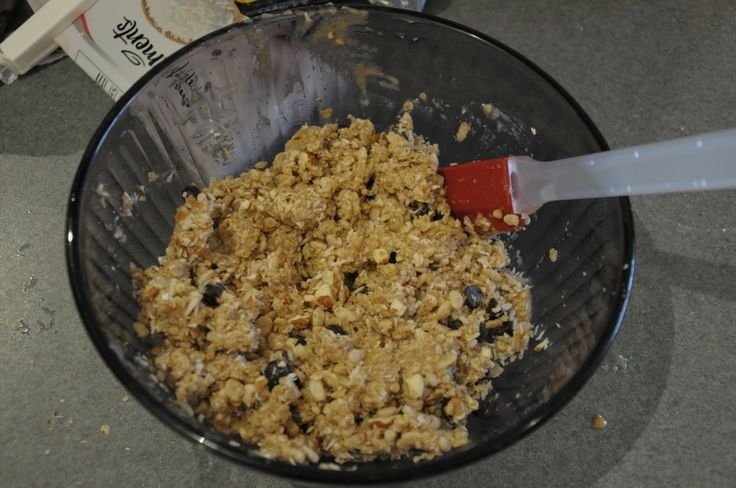 Healthy Granola Bars  Very basic recipe but not GF because of the oats.