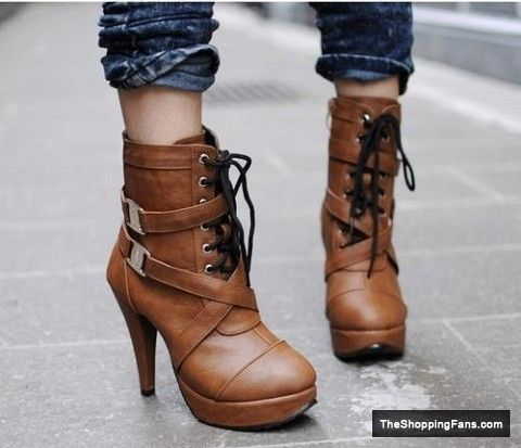 brown boots » The Shopping Fans