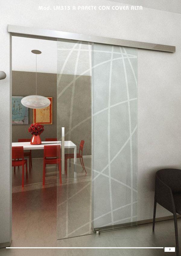 Oltre 25 fantastiche idee su porte scorrevoli per cucina - Porta scorrevole vetro offerta ...