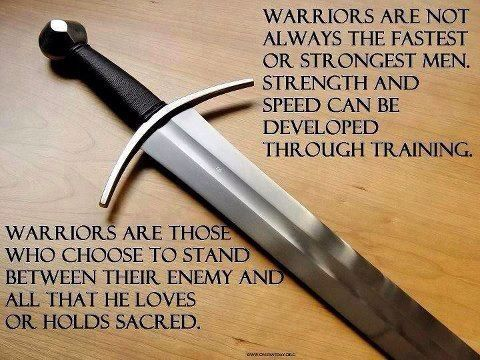Warriors.