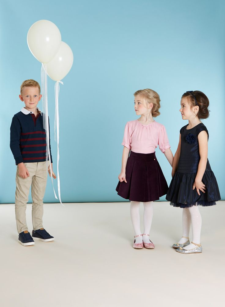 Premium childrenswear collection by Paul Costelloe Living Occasion