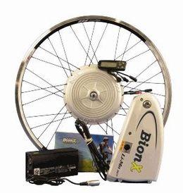 Bionx Electric Bike Kit / Набор велоэлектропривода Bionx