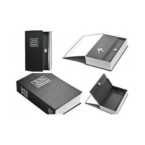 Hidden Dictionary Book Safe - Home and Office Use - Gun and Jewelry Protection