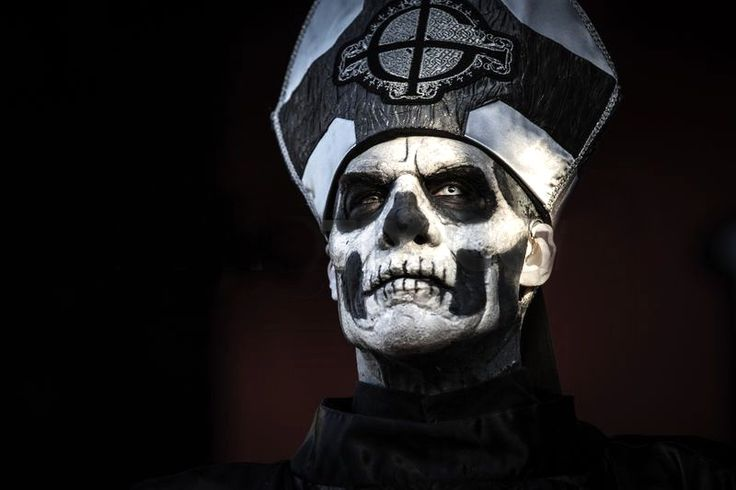 Ghost - Papa Emeritus II | Music | Pinterest | Ghosts
