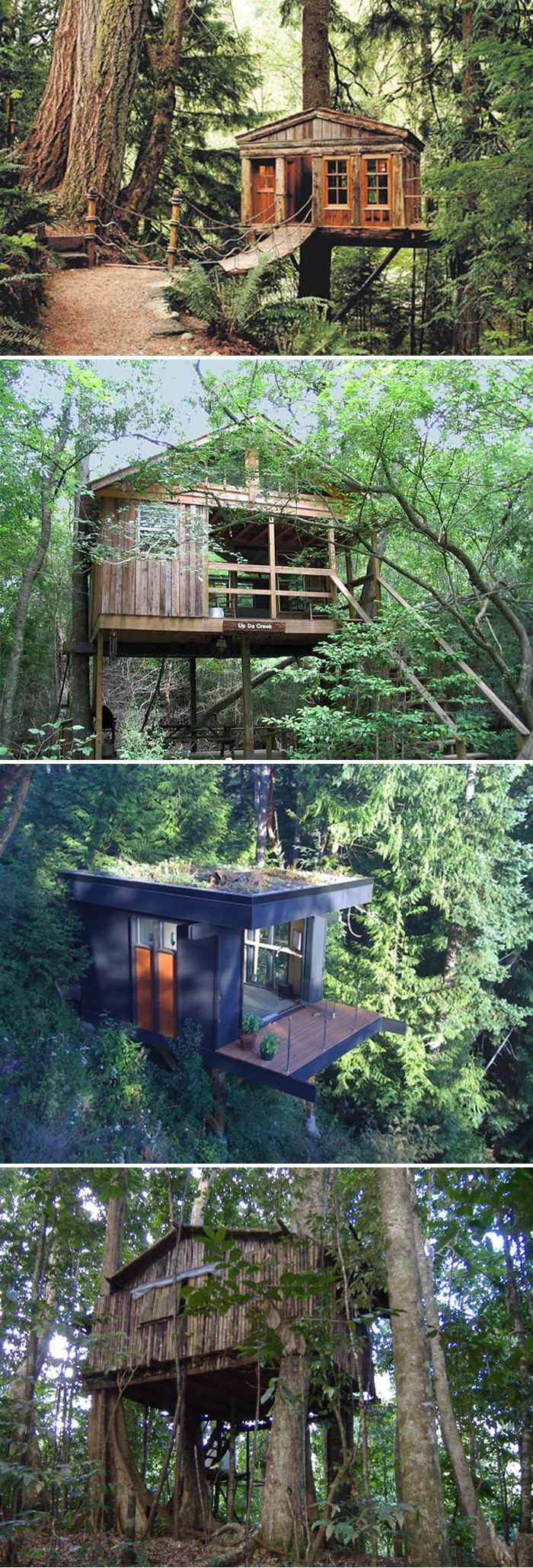 228 best tree houses images on pinterest architecture awesome