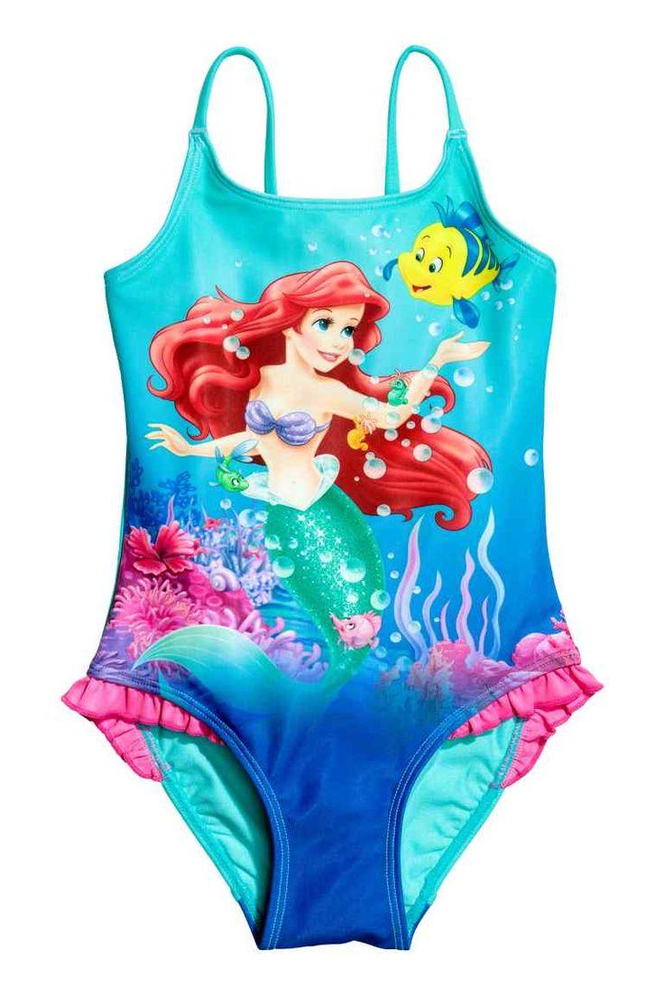 Printed swimsuit | H&M