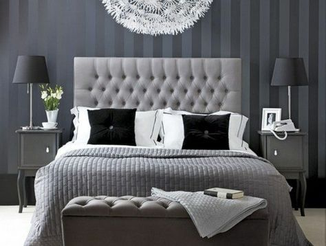 les 25 meilleures id es de la cat gorie t te de lit moderne sur pinterest d co chambre. Black Bedroom Furniture Sets. Home Design Ideas