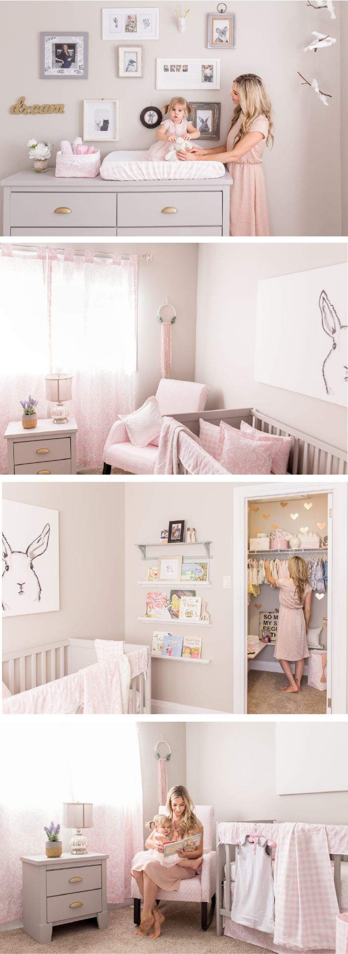 Brielle's Nursery Reveal – nursery