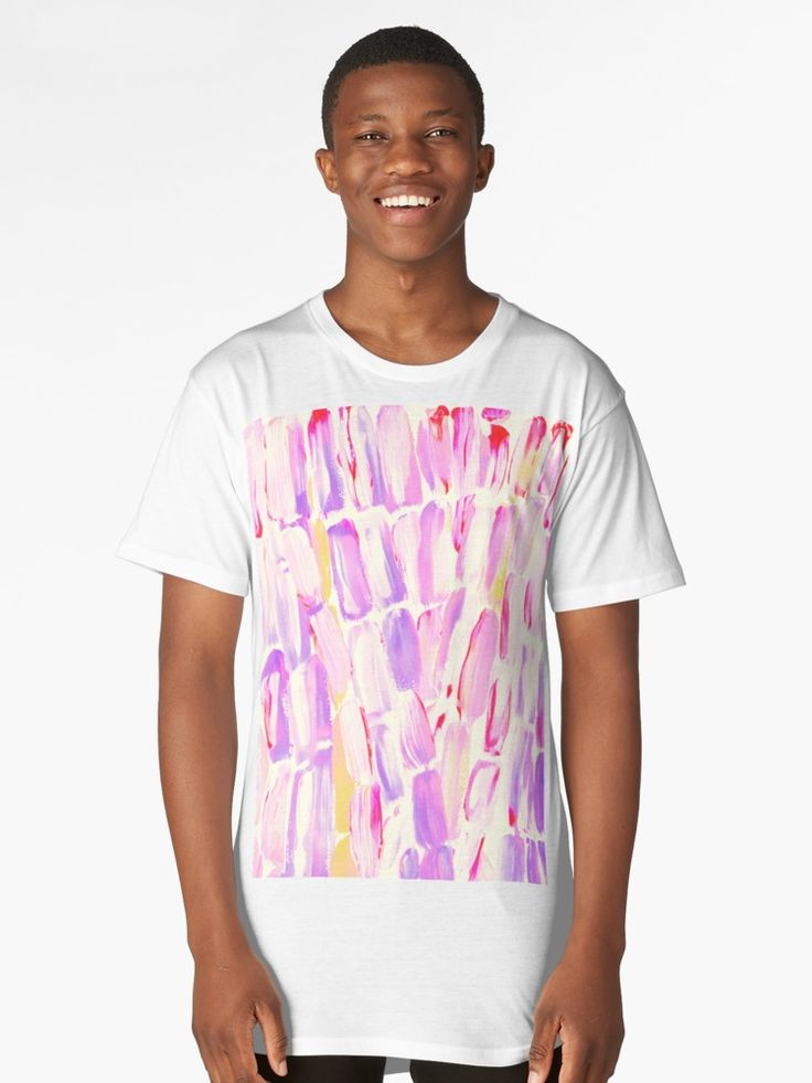 New lavender and peach spring long tshirts by @anoellejay @redbubble