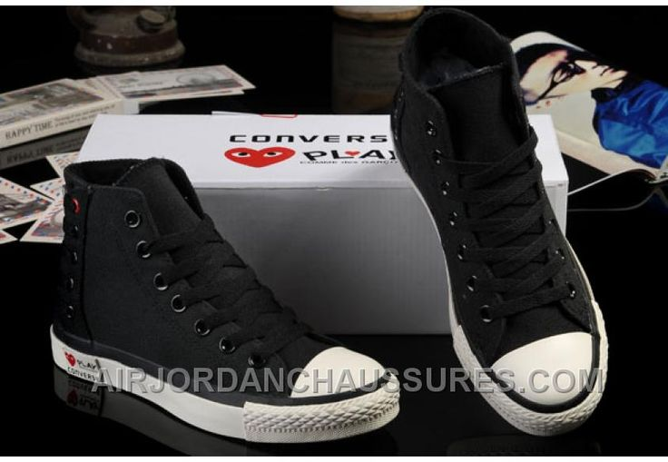 http://www.airjordanchaussures.com/ultimate-edition-black-converse-comme-des-garcons-play-chuck-tayloar-all-star-high-tops-canvas-sneakers-for-sale-njyfd.html ULTIMATE EDITION BLACK CONVERSE COMME DES GARCONS PLAY CHUCK TAYLOAR ALL STAR HIGH PS CANVAS SNEAKERS CHEAP TO BUY 7JCZE Only 56,00€ , Free Shipping!