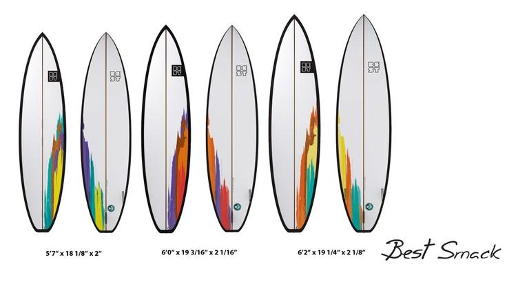Smack Surfboards