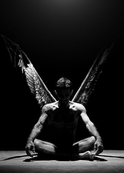 17 Best images about Angels (Male) on Pinterest | Dark ...